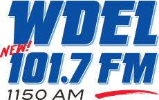 WDEL 101.7 FM News Talk Radio